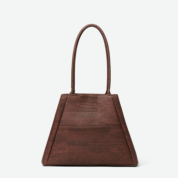 Yvonne - Cork Tote Bag - Paula Parisotto