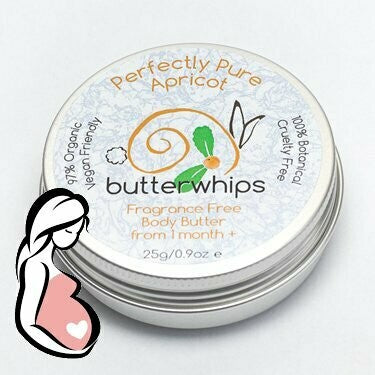 Perfectly Pure Apricot Body Butter - Butterwhips