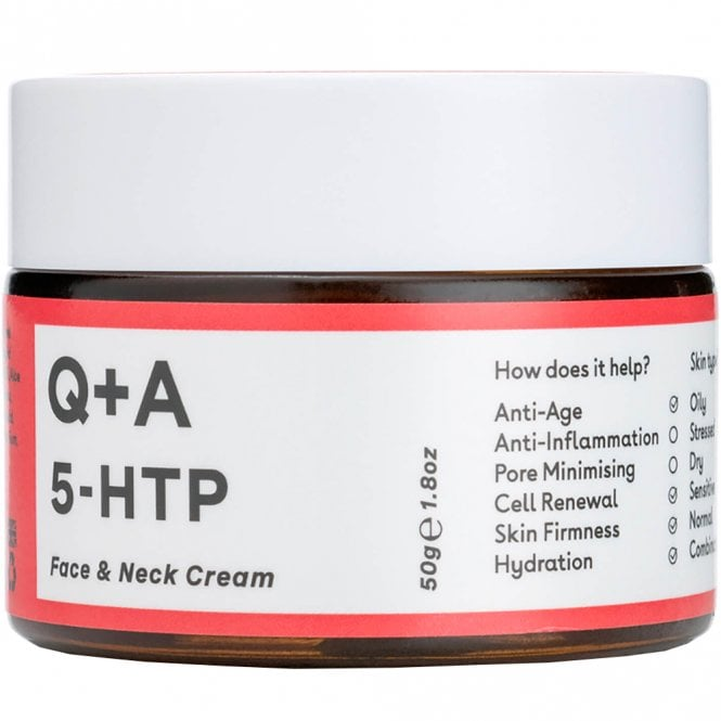 5HTP Face and Neck Cream - Q+A Skincare