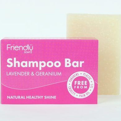 Friendly Shampoo Bar
