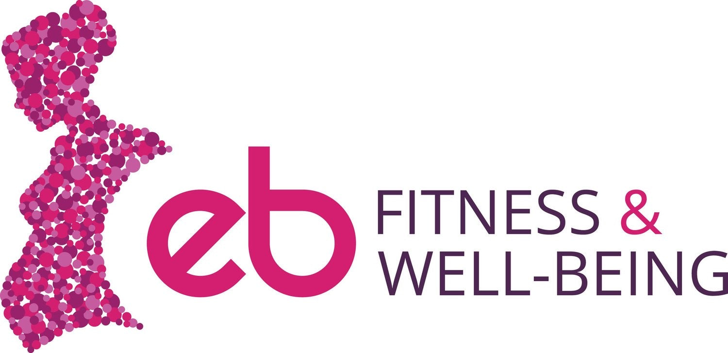 E B Fitness & Wellbeing logo