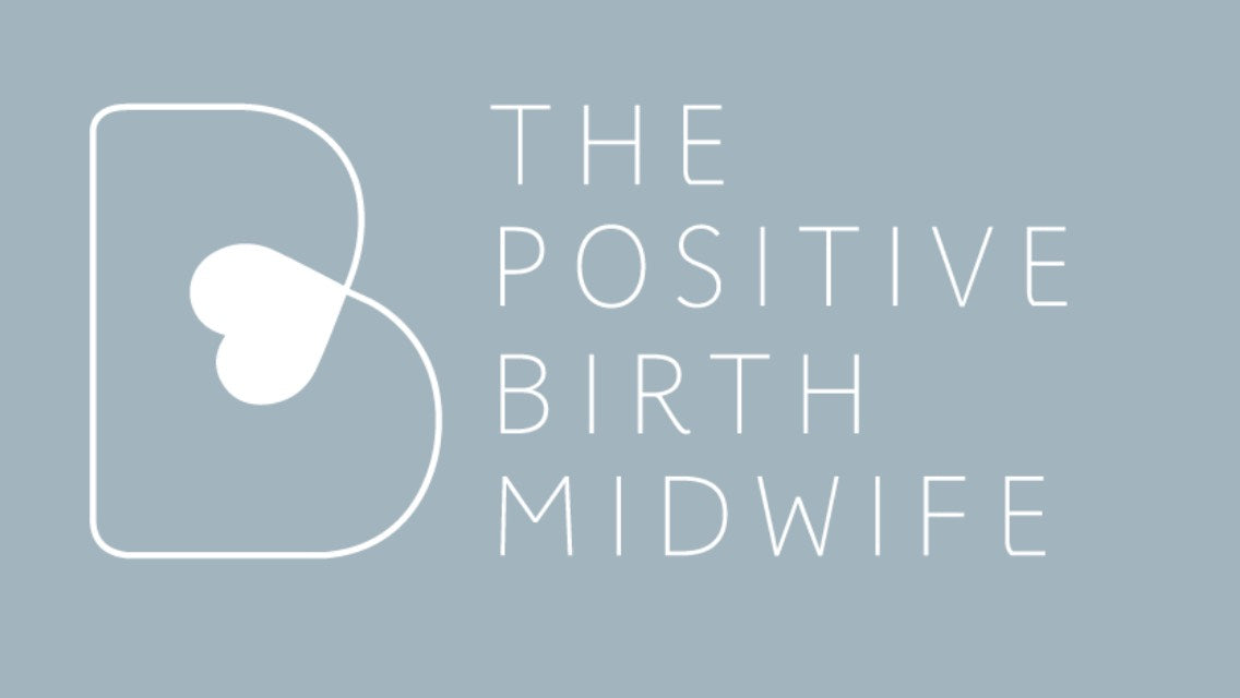 The Positive Birth Midwife Logo