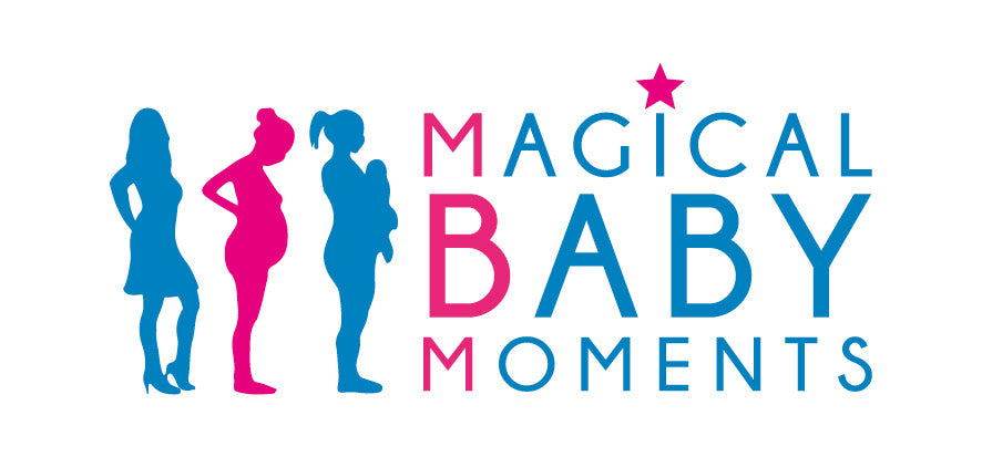 Magical Baby Moments hypnobirthing logo