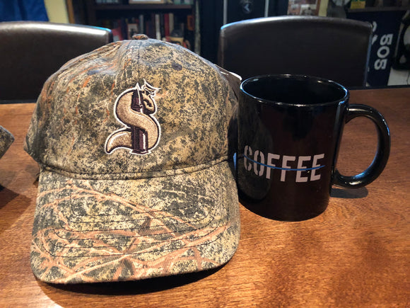 Camo Tri-County Police Hockey Club Hat