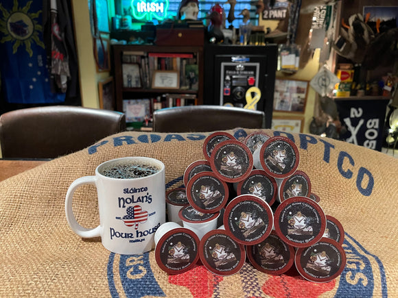 Nightshift Blend Coffee Pods