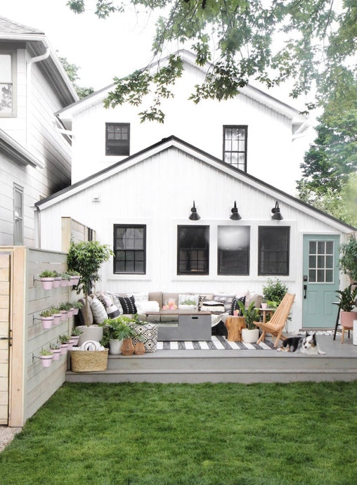 How To Revamp Your Outdoor Space!