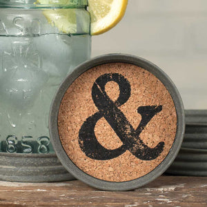 Mason Jar Top Coasters-Multiple Styles