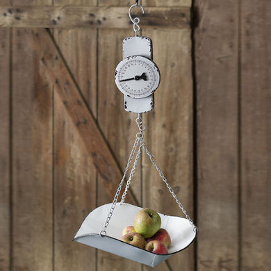 Hanging Decorative Produce Scale