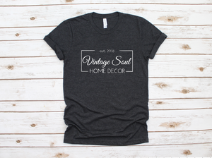 Vintage Soul Home Decor T-shirt