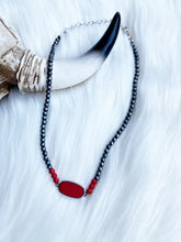 The Wynona Red Choker Necklace