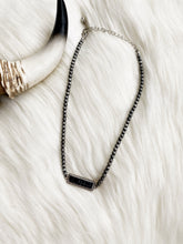 The Warsaw Black Choker Necklace