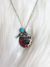 Southern Girl Silver Necklace Set