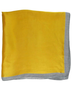 Mustard and Chevron Wild Rag