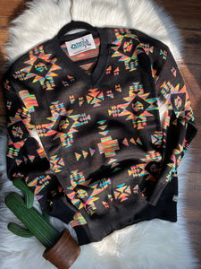 The Badlands Aztec Sweater