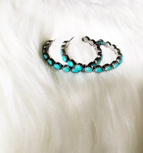 Eastwood Hoop Earrings