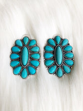 Naja Turquoise Earrings