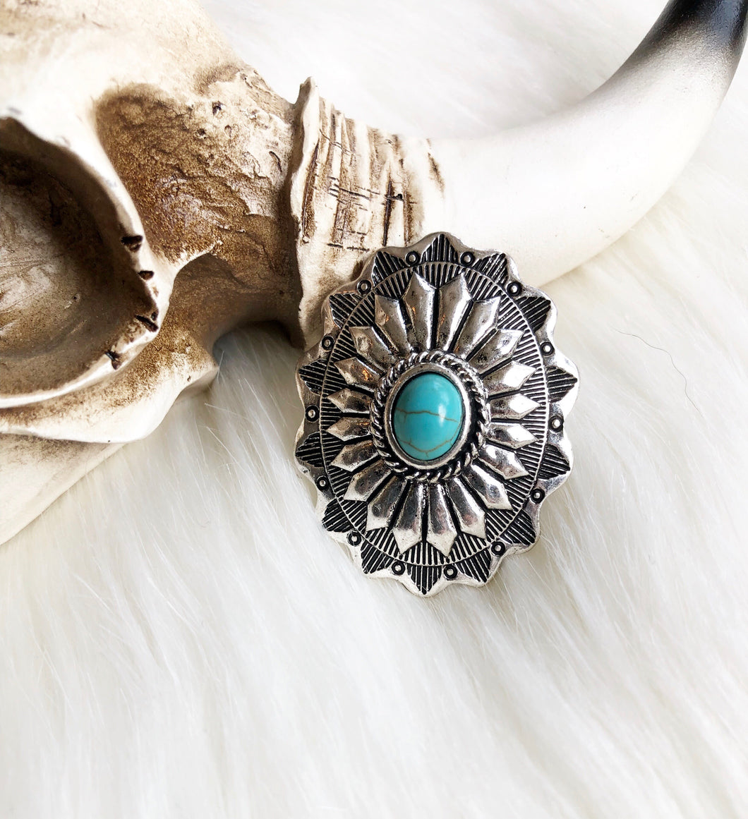 Concho Ring (RESTOCKING SOON)