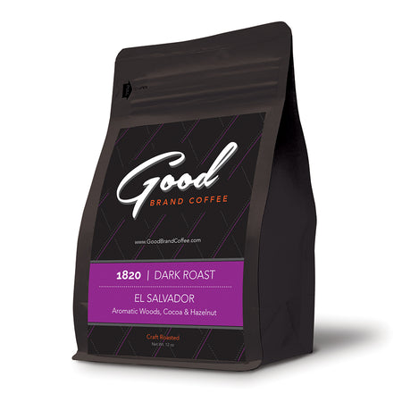 1820 - El Salvador + Dark Roast