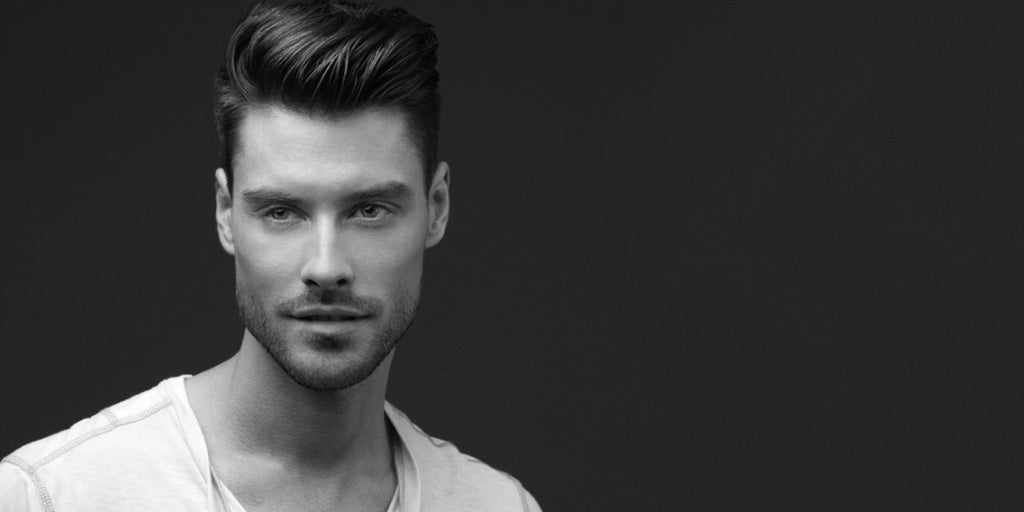 The Pompadour Hair Style - How to Style it
