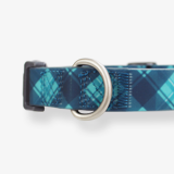 hypoallergenic-silicone-collars-blue-plaid-for-dogs-english