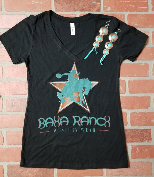 BAHA RANCH LOGO TEE
