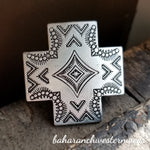 Texcoco Southwestern Cross Ring