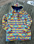 Albuquerque Hooded Fleece Pullover