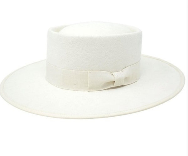 The Audrey Wool Felt Hat