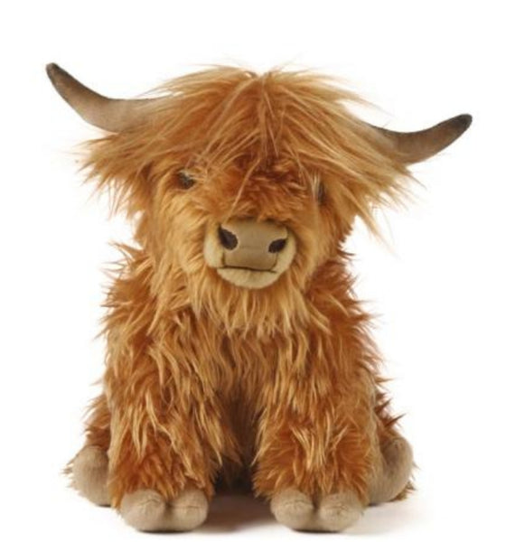 Harry the Highland Plush PRE ORDER ETA 3/10/21