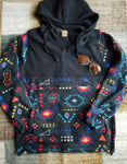 Keystone Mountain Fleece Pullover Hoodie