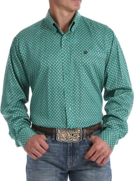 Cinch Button Up Shirt
