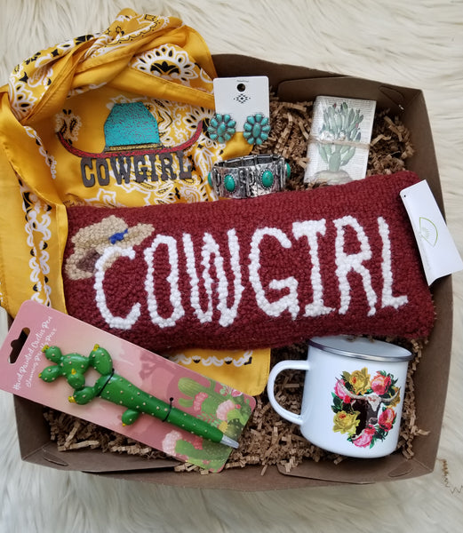 Cowgirl Box