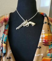Six Shooter Necklace