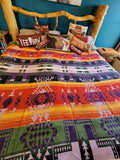 The New Mexico Aztec Blanket