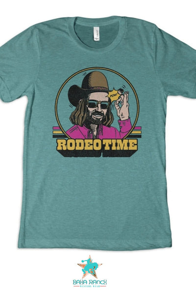 Rodeo Time  Tee