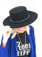 The Stevie Ray- Wool Felt Hat