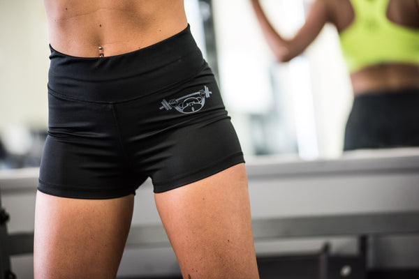 Female Performance Shorts.