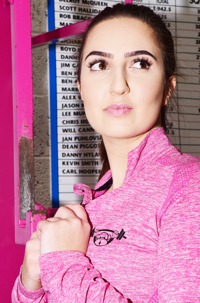 Long Sleeved Seamless Performance Top - Pink