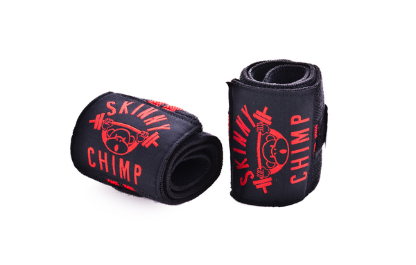 SUPPORT WRIST WRAPS