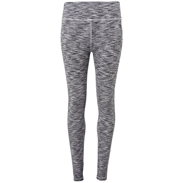 Performance Leggings -  Silver Grey