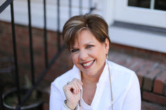 Melanie Shull, Author, Living Real Founder / Editor
