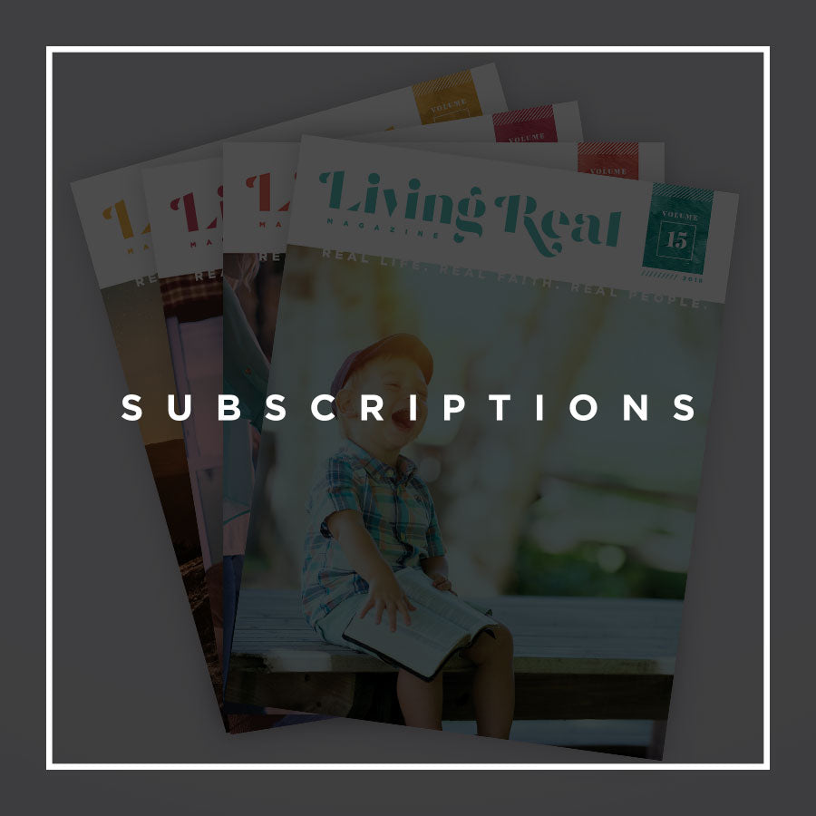 Living Real - 2 Year Subscription