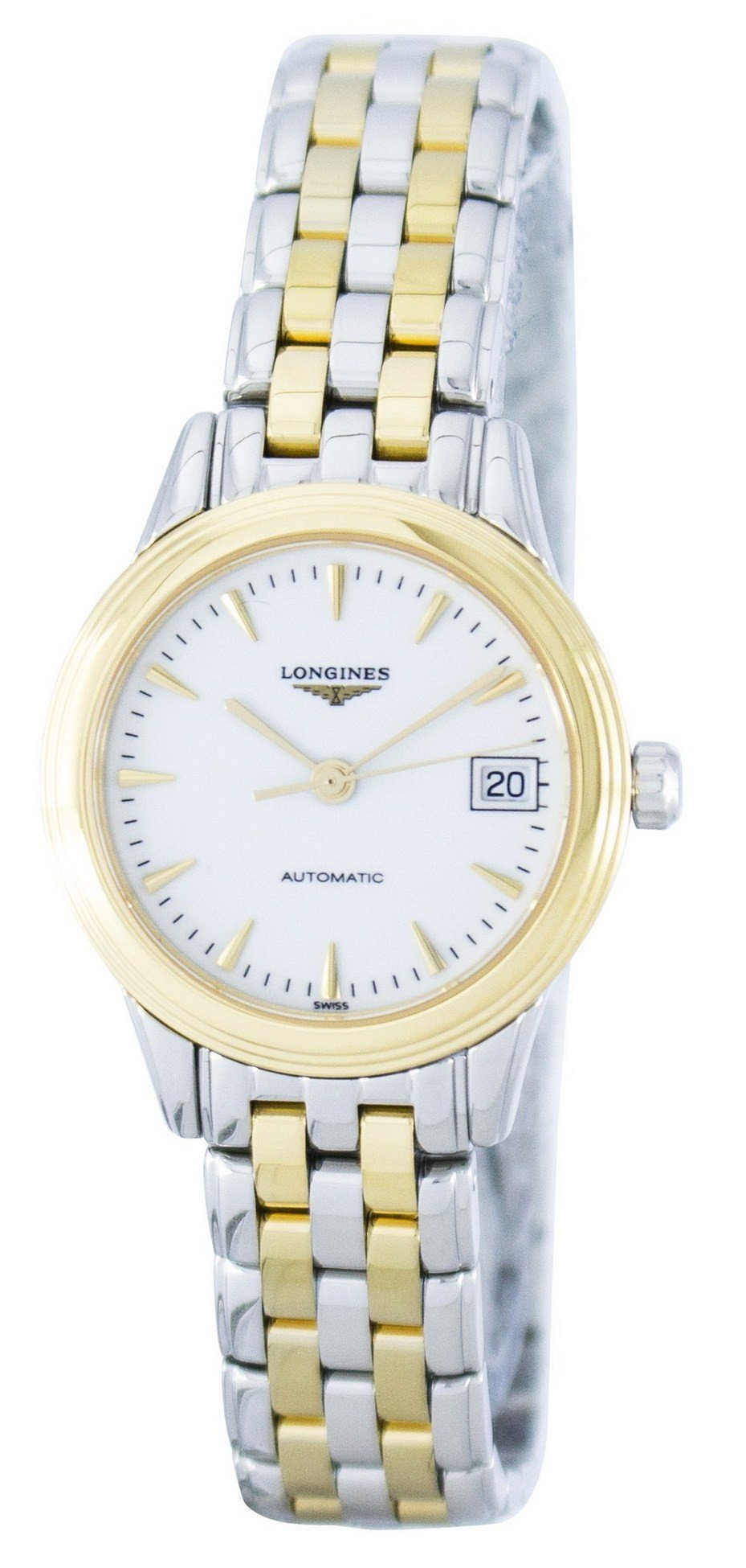 Longines Flagship Les Grandes Automatic Power Reserve L4.274.3.22.7 Women's Watch