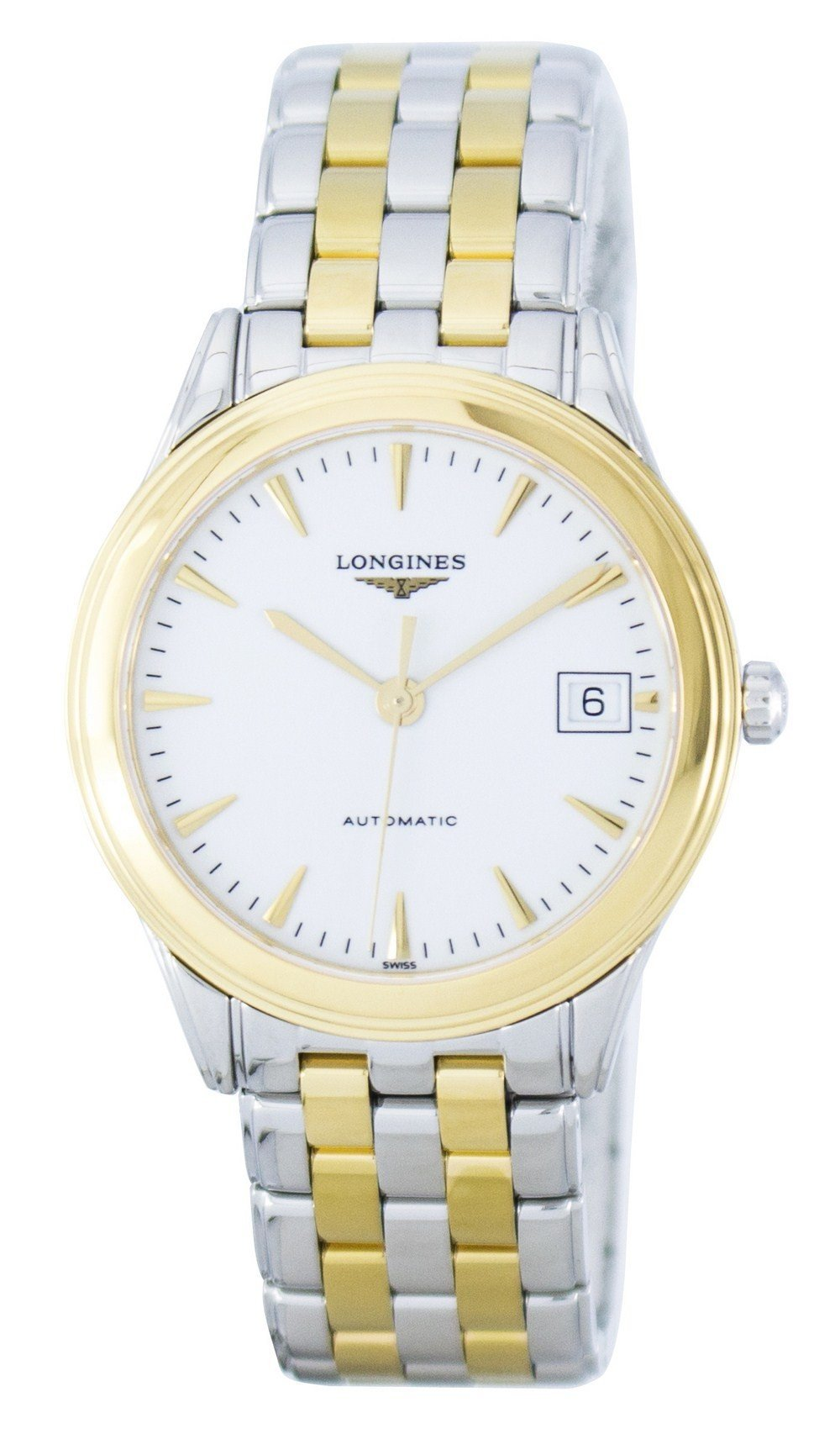 Longines Flagship Automatic Power Reserve L4.774.3.22.7 Men's Watch