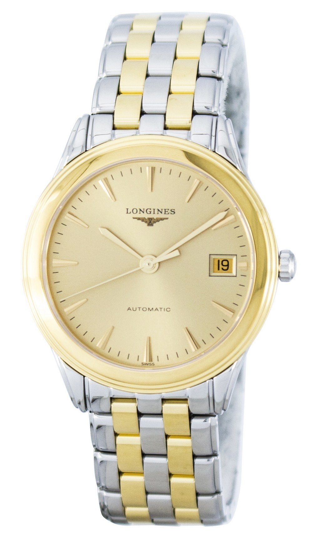 Longines La Grande Classique Automatic Power Reserve L4.774.3.32.7 Men's Watch