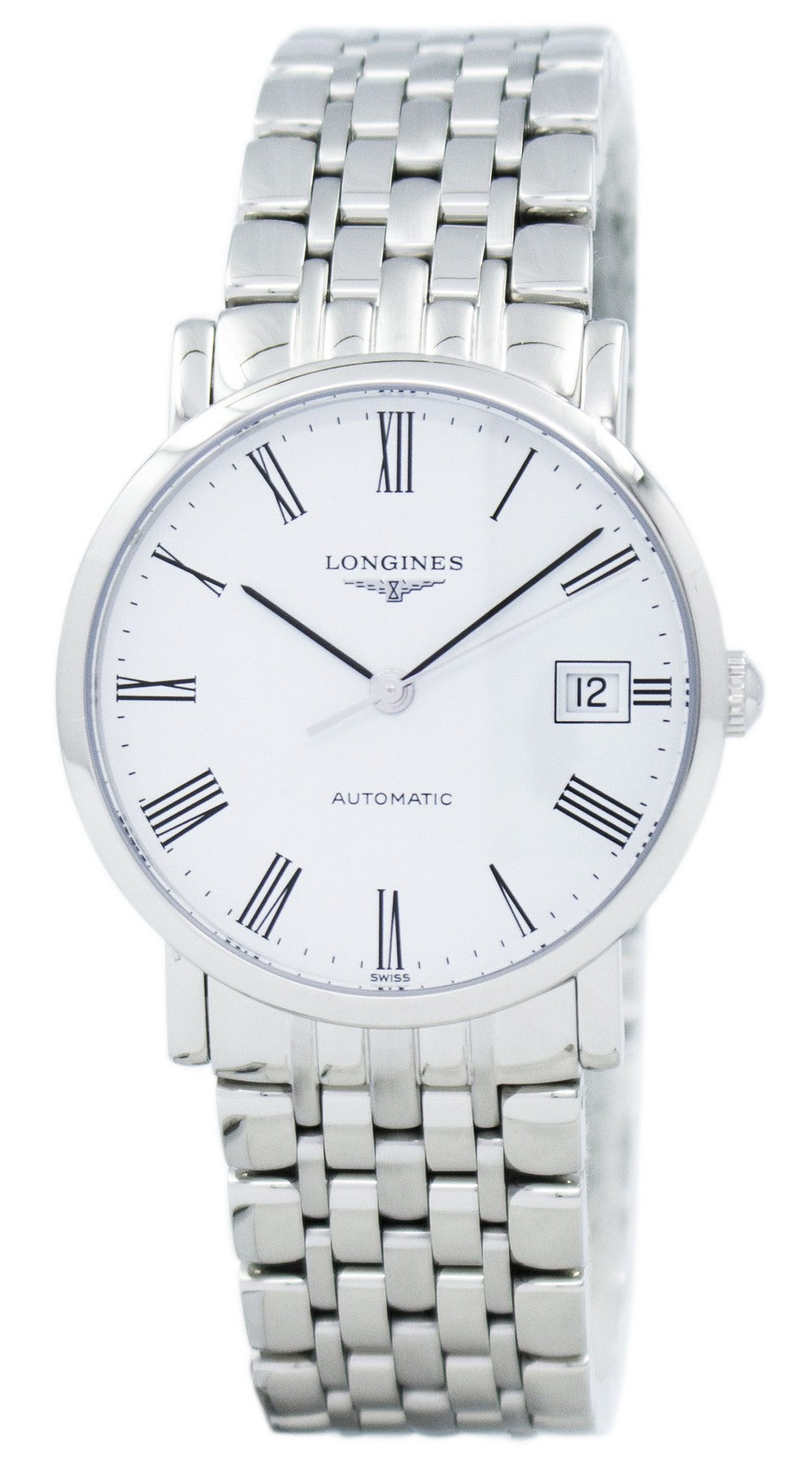 Longines Elegant Collection Automatic L4.809.4.11.6 Women's Watch