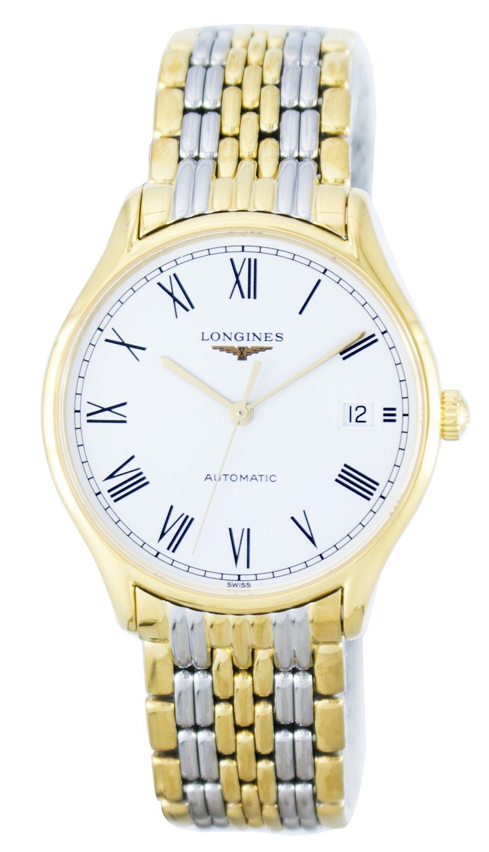 Longines La Grande Classique Presence Automatic L4.860.2.12.7 Women's Watch