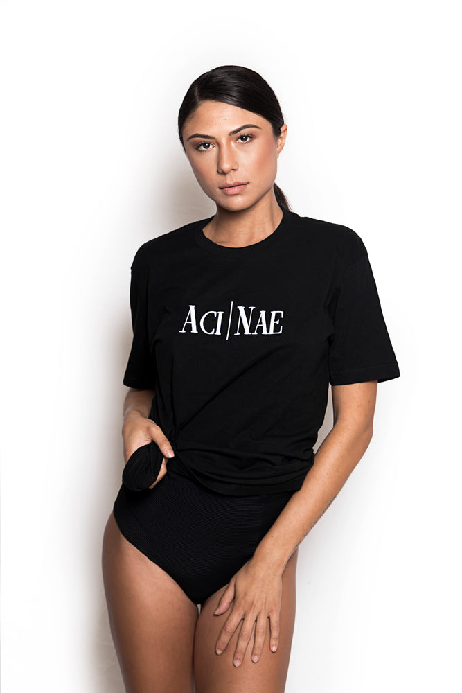 Aci | Nae Embroidered T-shirts Unisex