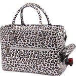Accessories Winey Drink Purse in White Cheetah WineyBitchesCo