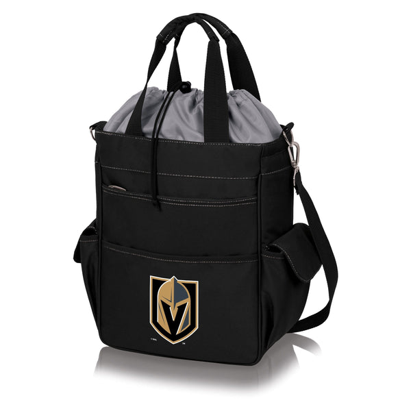 WineyBitches.co presents VEGAS GOLDEN KNIGHTS ACTIVO WATER RESISTANT TOTE - WineyBitches.Co - Winey Bitches